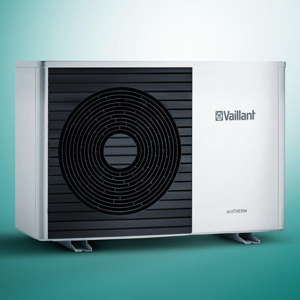 Vaillant Heat Pumps Bluetech Energy